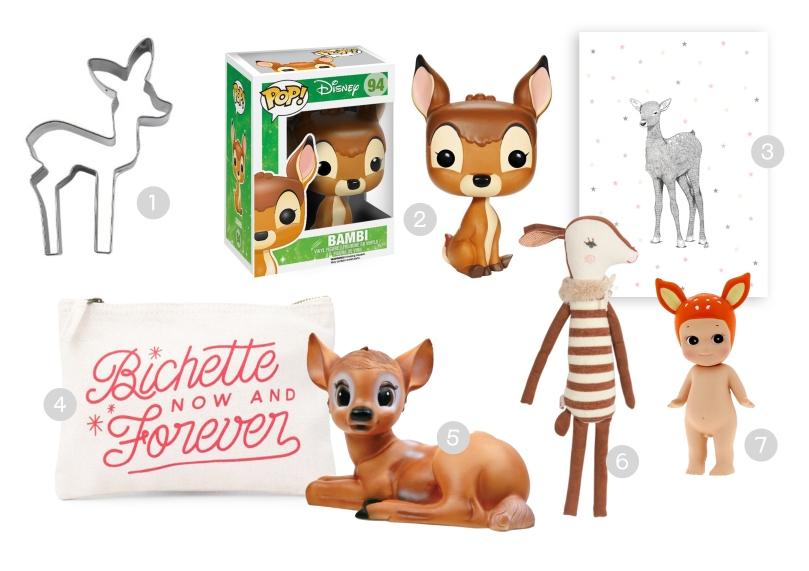 Biche Wish List