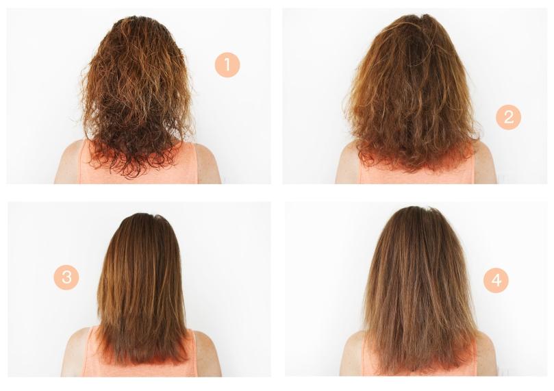 Cheveux volume