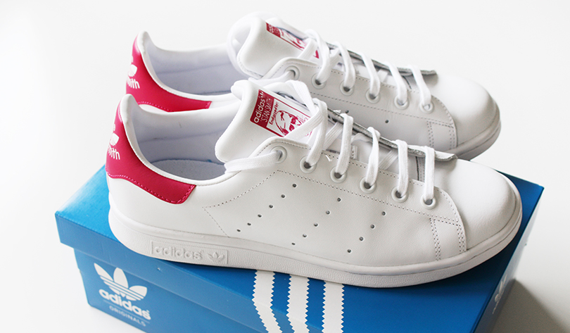 Stan Smith Rose Bon plan Zalando