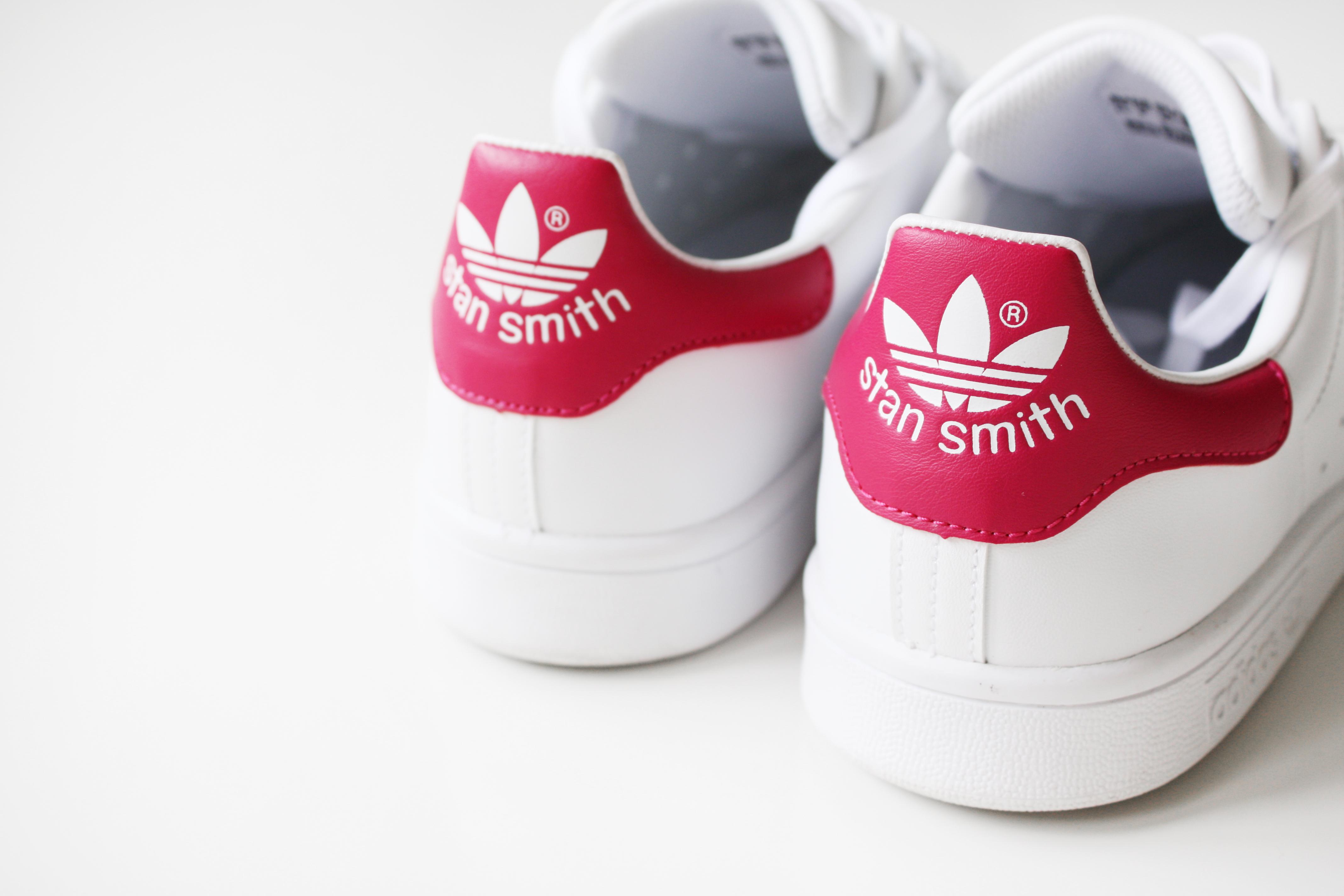 Adidas Stan Smith Pas Cher Zalando