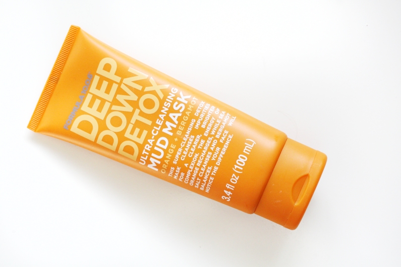 Masque Deep Down Detox Formula 10.0.6