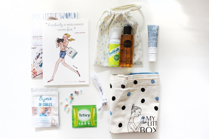 Little Creative box Octobre 2015