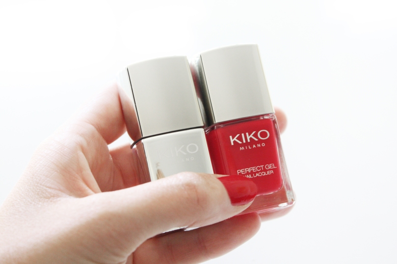KIKO PERFECT DUO GEL